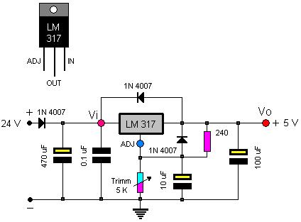 Lm317 Audio  lifier also Tt7864 besides Good Voltage Regulators in addition 1073lk9 as well Circuit Diagram Transformer. on variable power supply lm317 voltage regulator