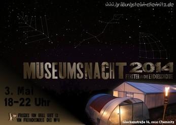 Chemnitzer Museumsnacht 2014