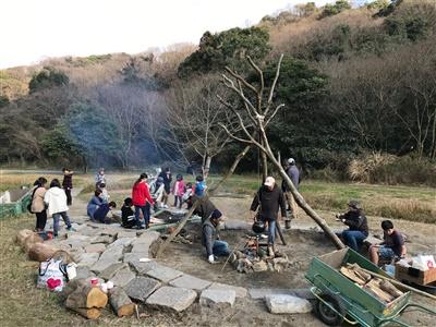 「山田緑地×パルパーク・ プロジェクト」