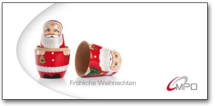 Weihnachts-Karte Werbeagentur Design Labor Seckenheim