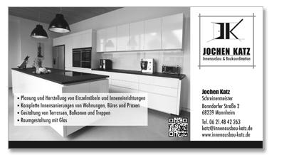 Anzeige Werbeagentur Design Labor Seckenheim