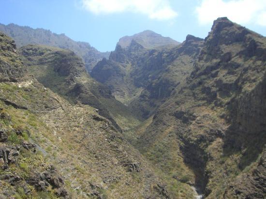 Adeje - Barranco del Infierno