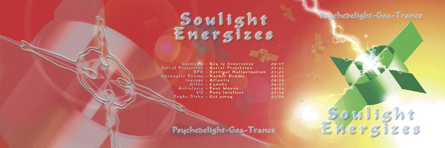 CD Cover Aussen - Genré PsyTrance