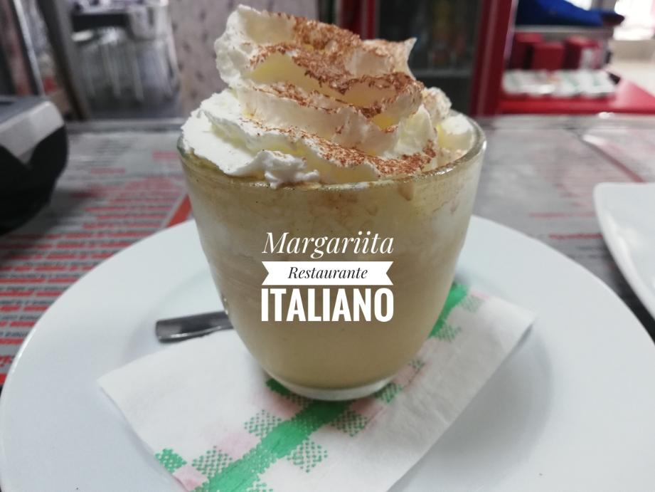Café con helado