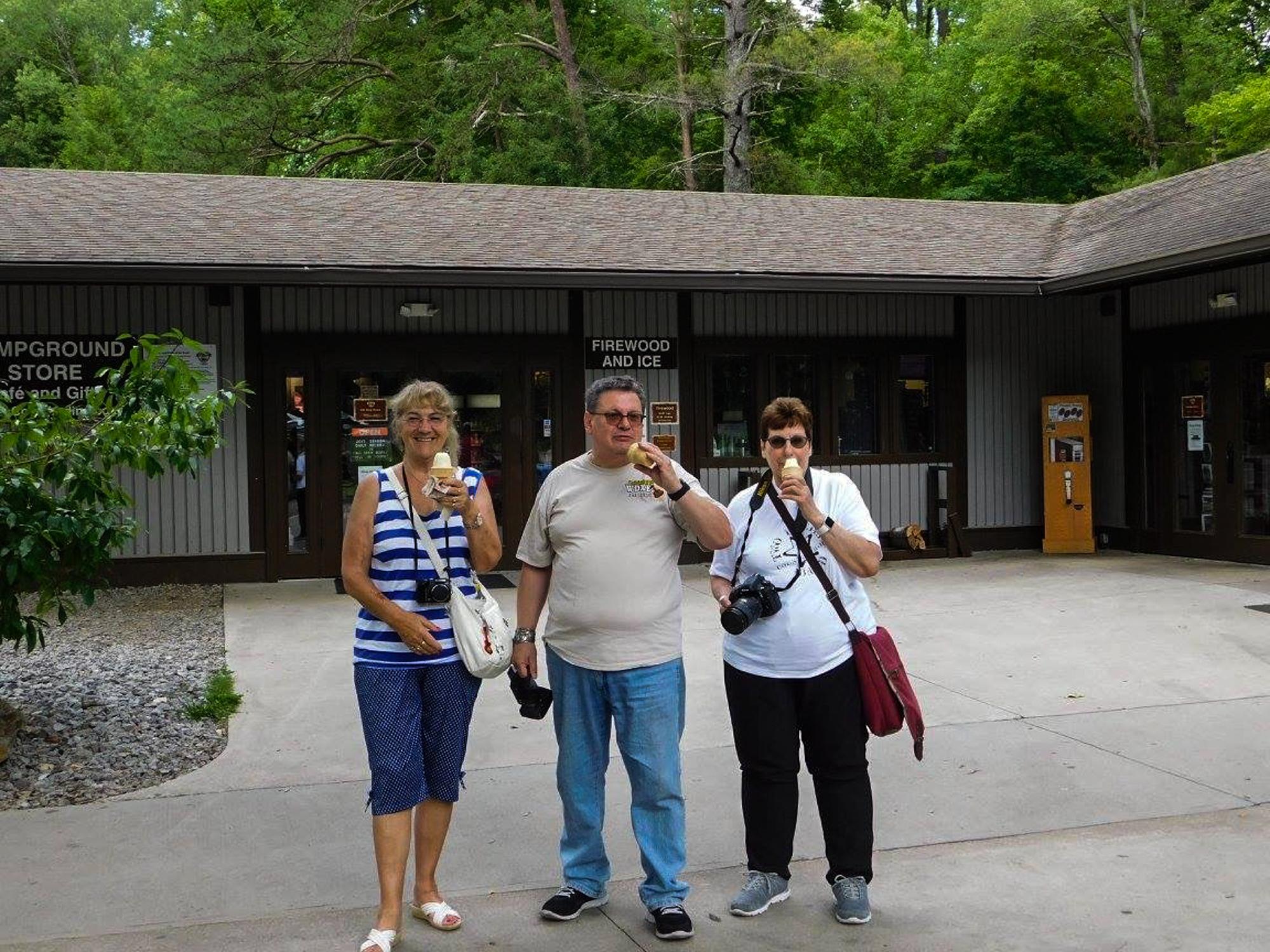 Codes Cove Loop Great Smokey Mountains TN