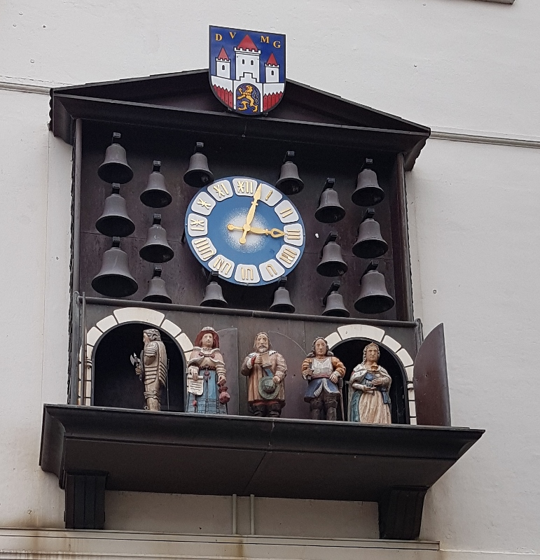Jever Glockenspiel