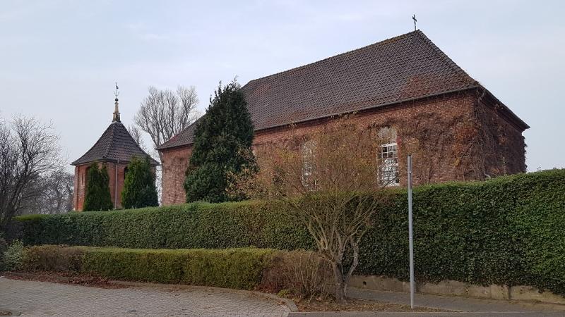 Carolinensiel Deichkirche