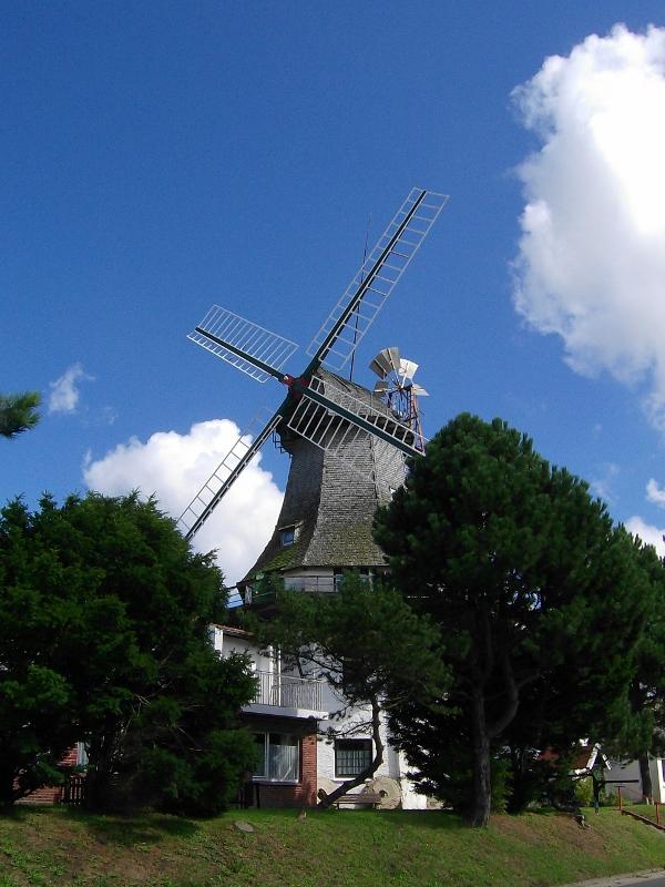 Carolinensiel Mühle