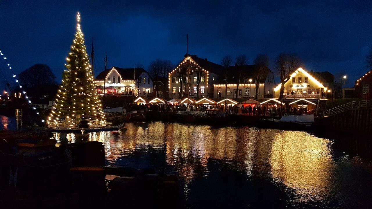 Carolinensiel Wintermarkt