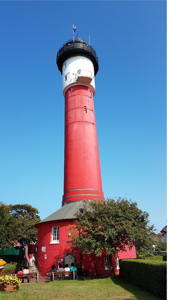 Wangerooge alter Leuchtturm