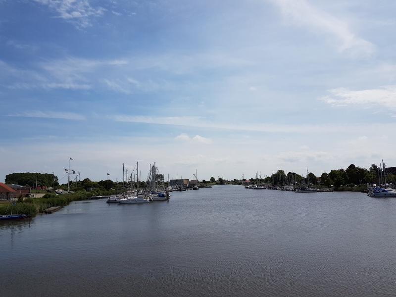 Jachthafen Harlesiel