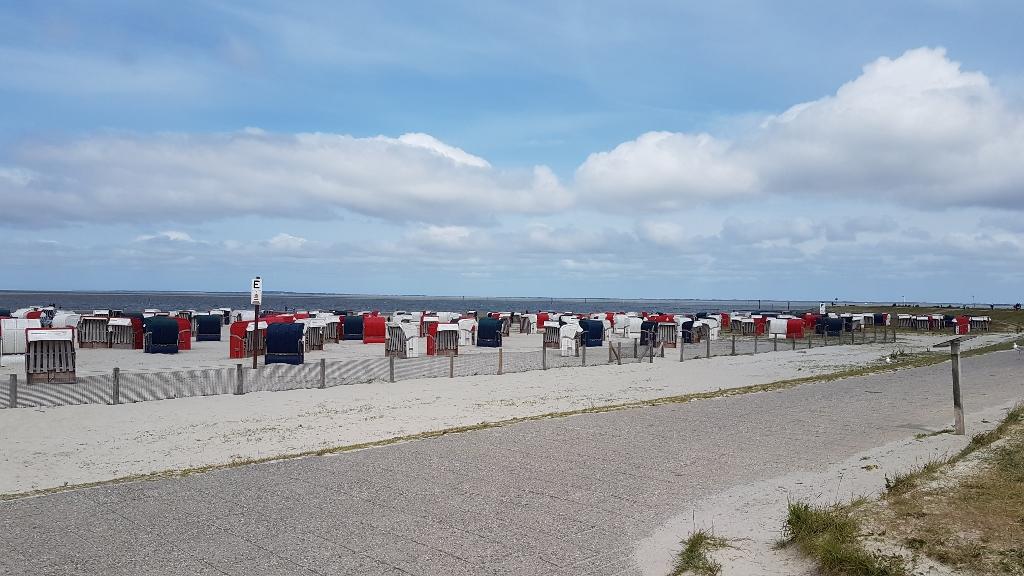 Bensersiel Strand