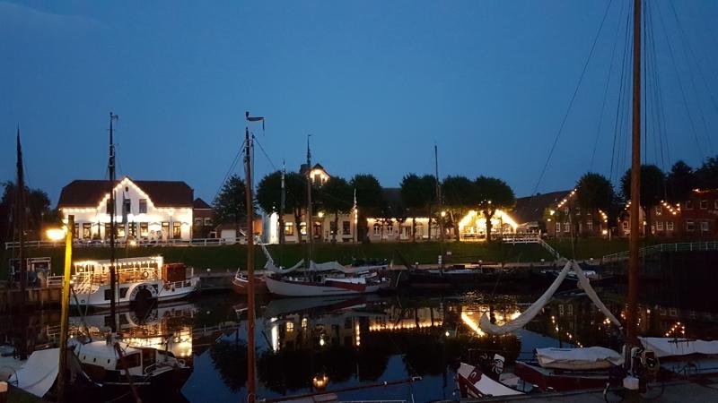 Carolinensiel Museumshafen