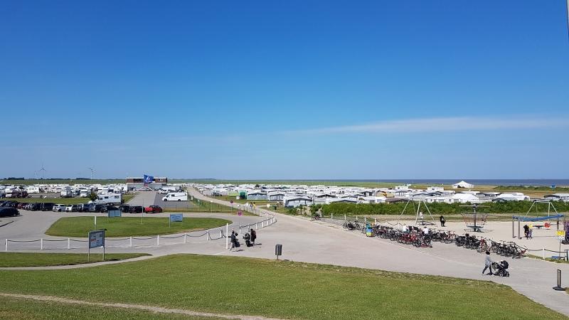 Harlesiel Campingplatz