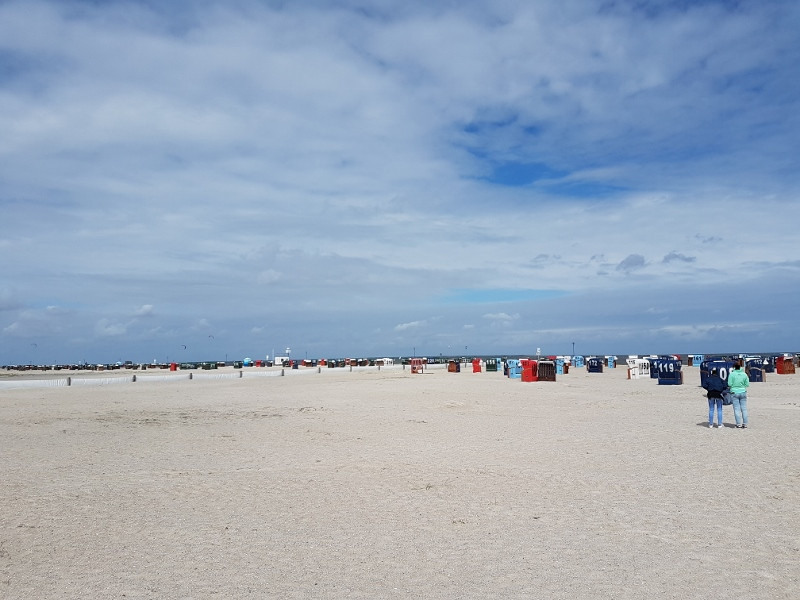 Neuharlingersiel Strand