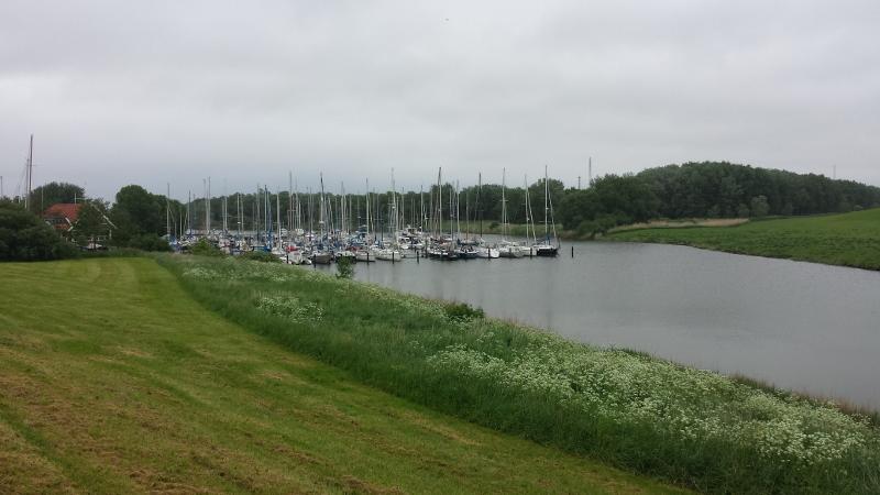 Hooksiel Jachthafen