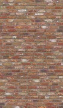 E014201-00 Backasteinwand