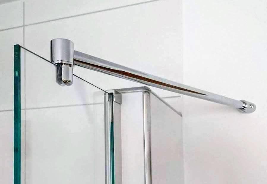Stabilisator für Dusche