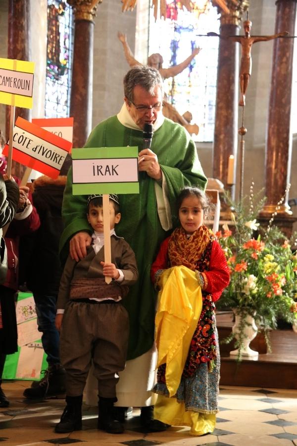 Nos amis irakiens sont là...