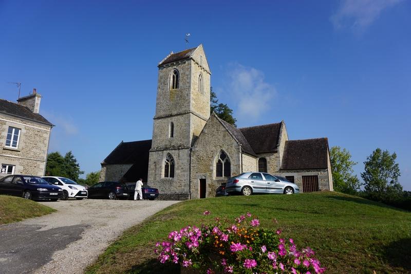 Église de St Denis sur Sarthon