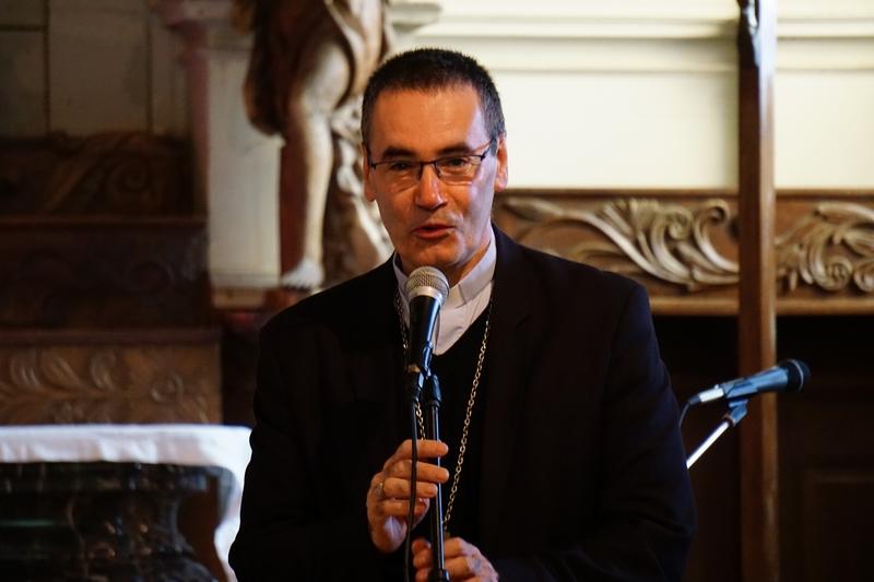 Mgr Jacques Habert, évêque de Sées