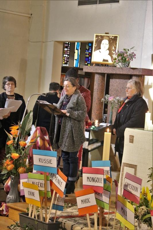 Marie, du service pastoral diocésain aux migrants et réfugiés