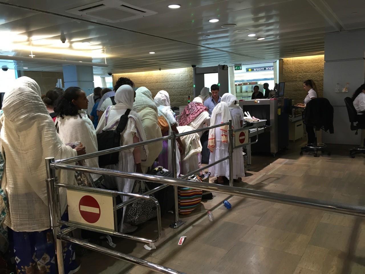 C'est le retour… et nous retrouvons les éthiopiennes qui s'envolent vers Addis-Abeba
