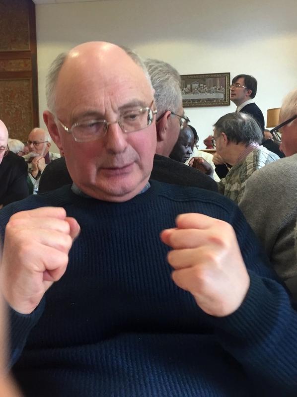 Un prêtre combatif : P. Michel Renault (Athis)