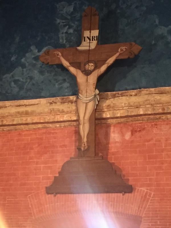 la croix,