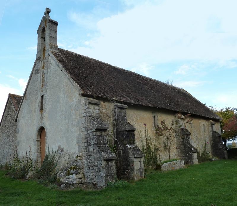 Chapelle Saint Gilles à Saint Paterne