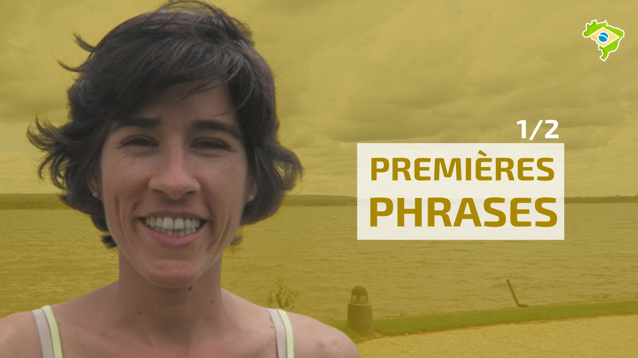 Premières phrases en portugais