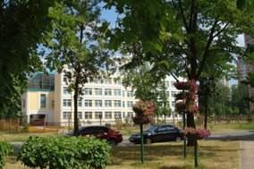 Здание гимназии со стороны улица Седова, д. 4