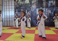 Kinder Kampfsport München 8