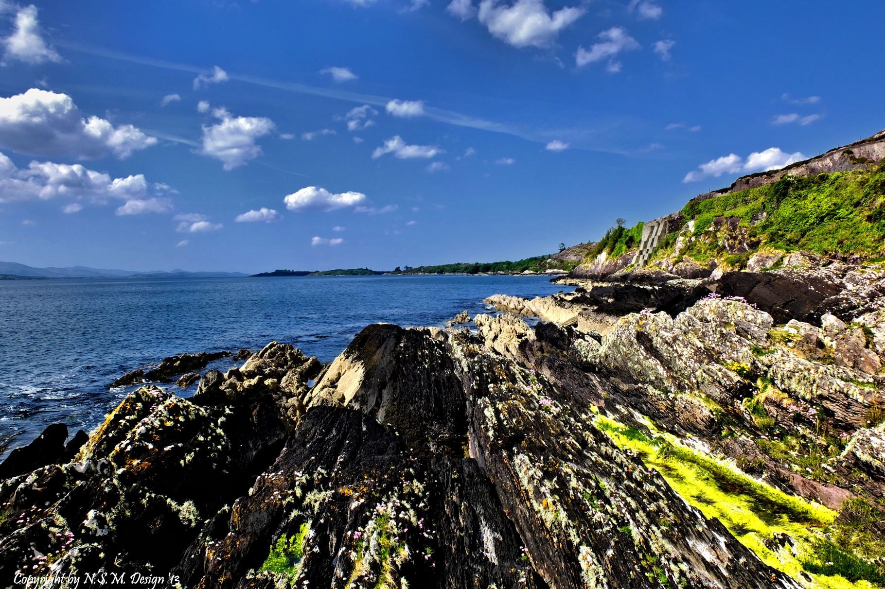 Living irish Coast