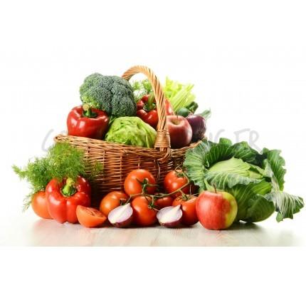 9019ca2edaf Les paniers tout prêts composés de fruits et légumes de saison - les ...
