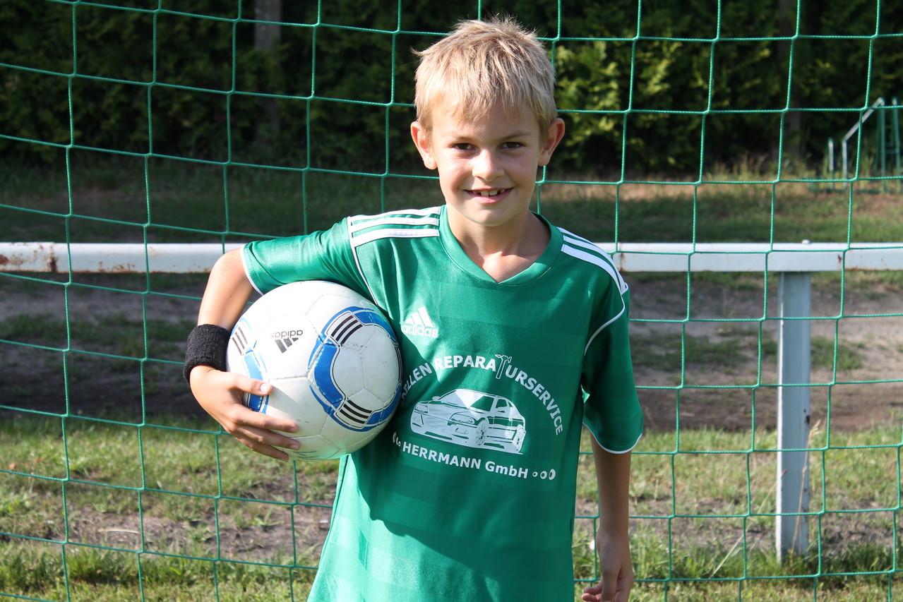Laurin Lück    geb.21.3.2006