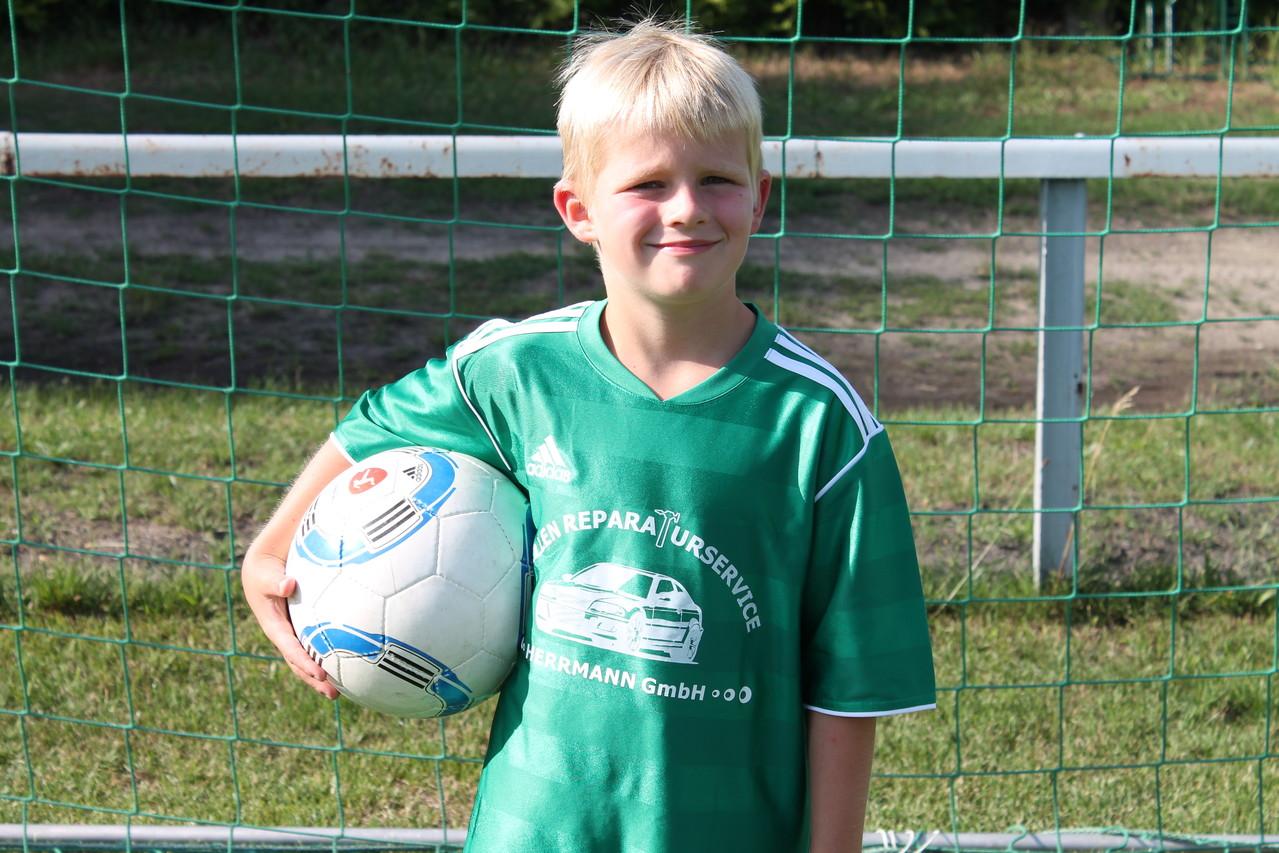 Finley Jurk  geb.28.9.2005