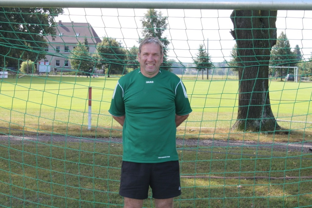 Trainer Andreas Rakete