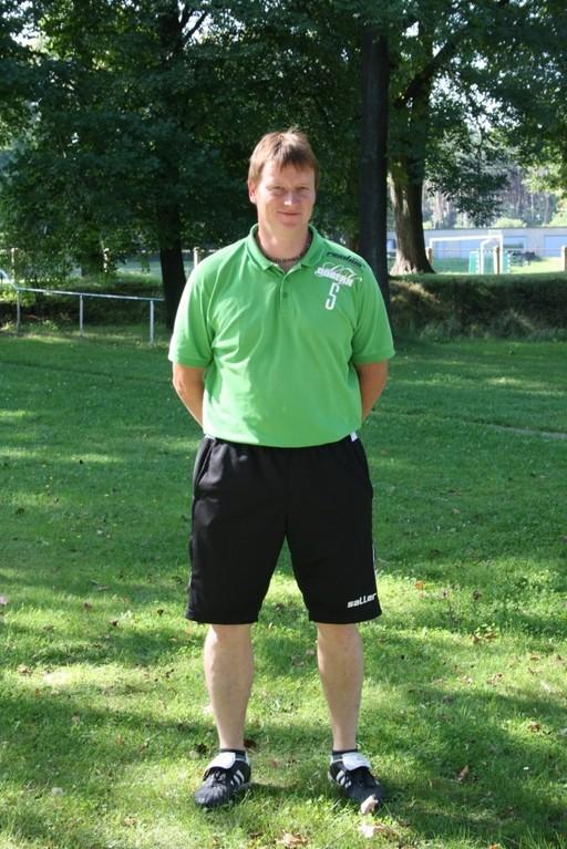 Trainer Jens Sonntag