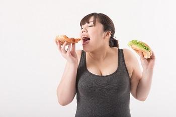 (妊娠中は太り過ぎが一番の敵)
