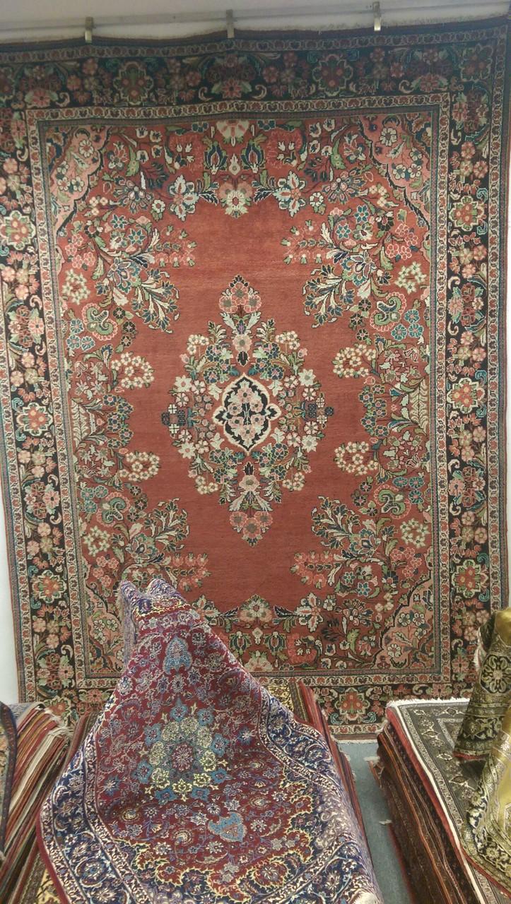 Bachtiari  Teppiche Samimi Teppichreinigung und