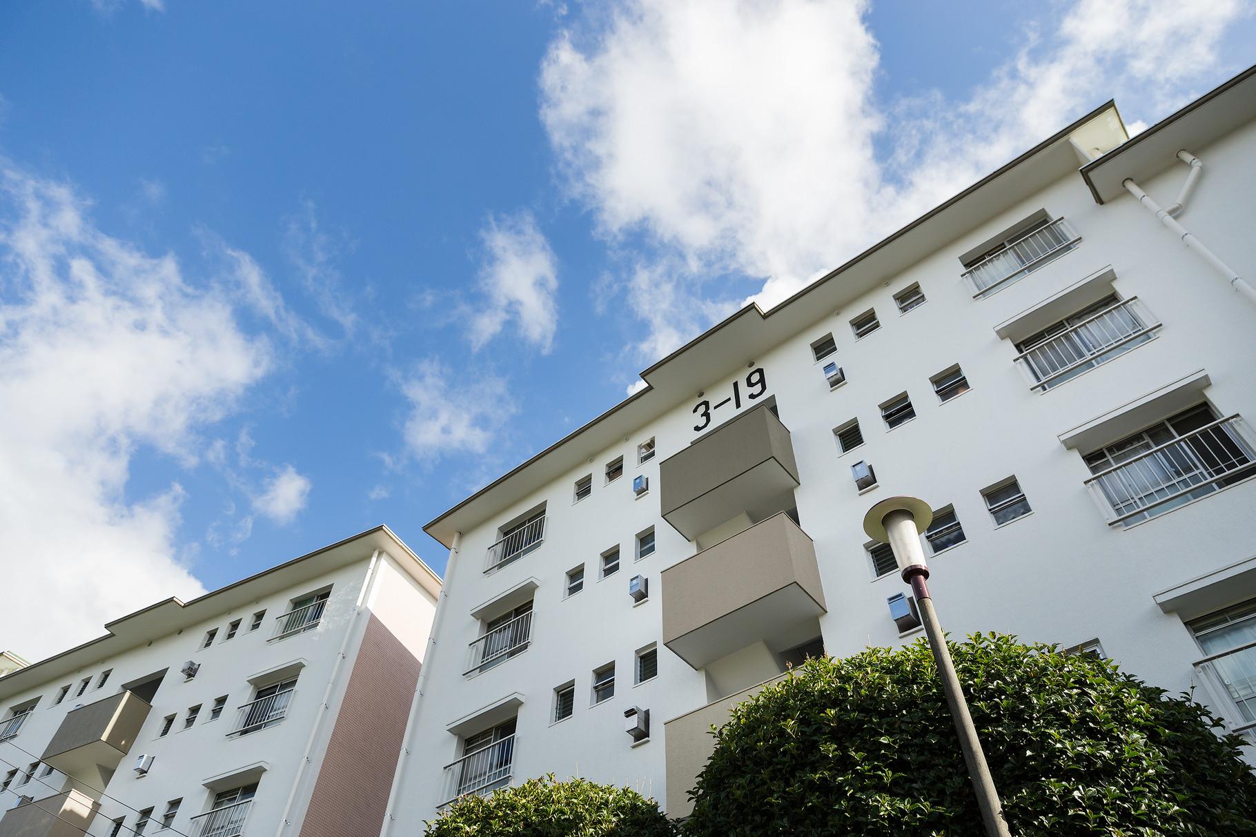 横浜に私たちの団地モデルルームがあります。