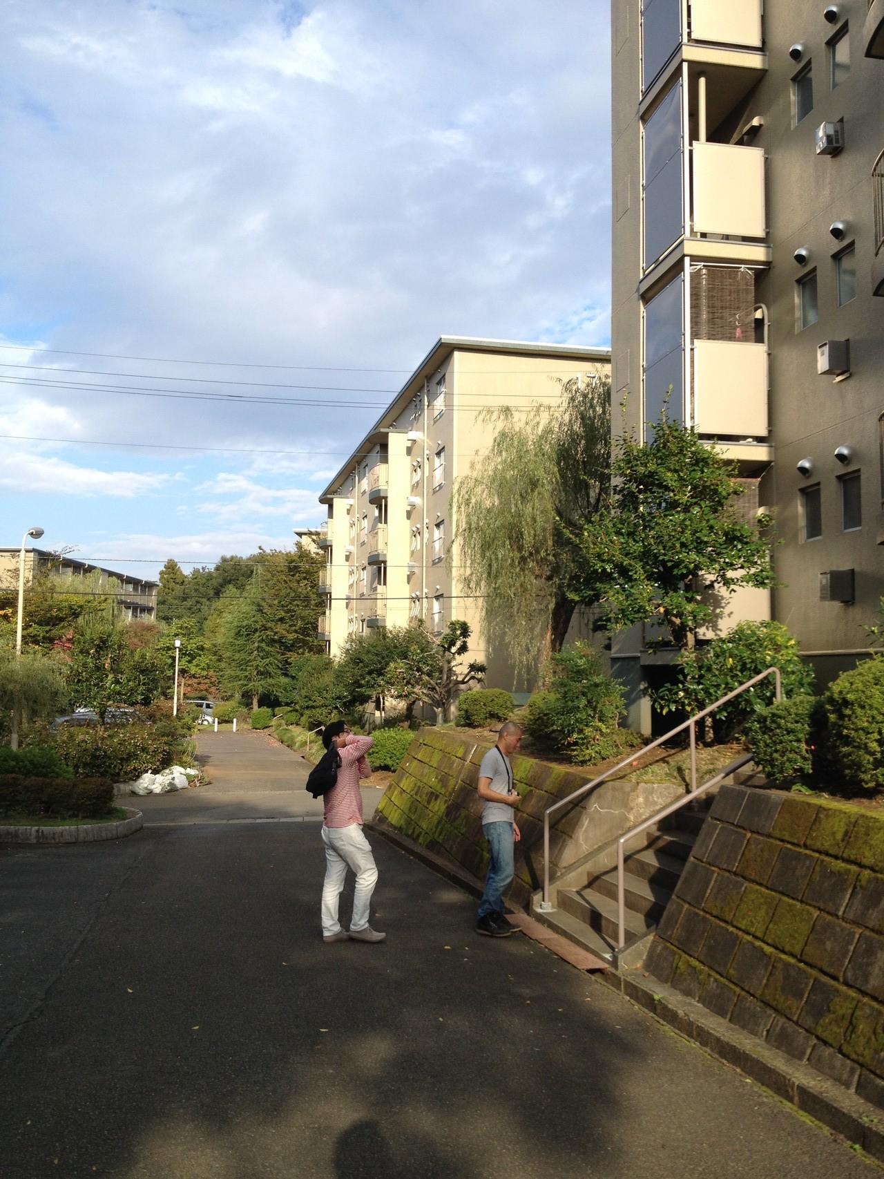 国交省モデル事業:狭山市の団地ブランディング事業が進行しています。