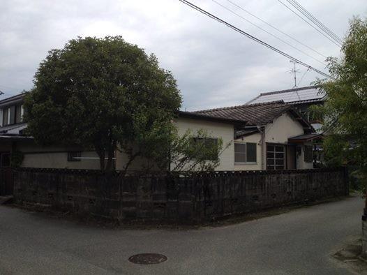 熊本県八代市。空き家再生プロジェクト進行中。