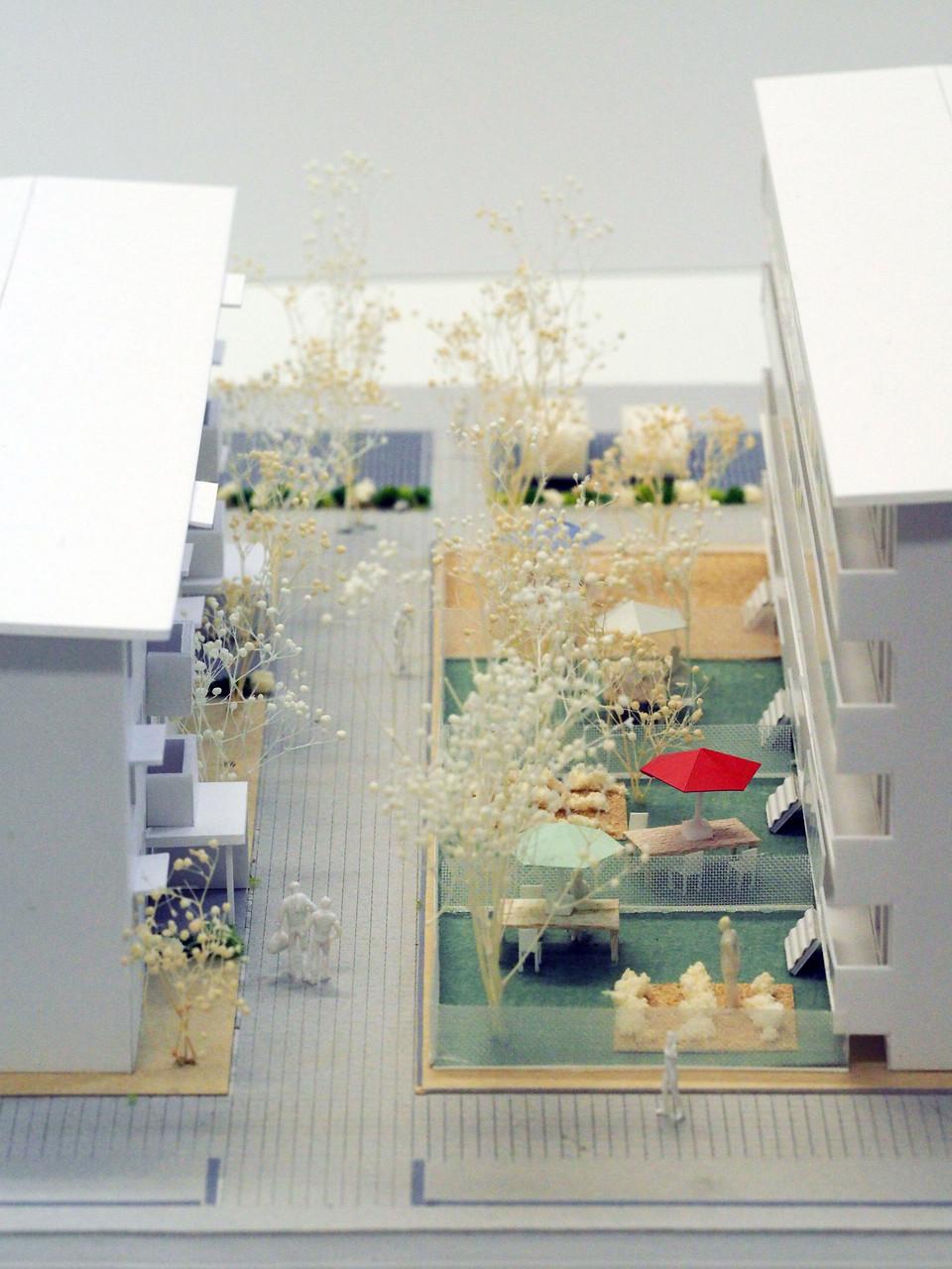賃貸アパート再生プロジェクト。