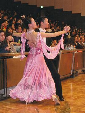 2005年 JBDF東部日本ダンス選手権優勝!!