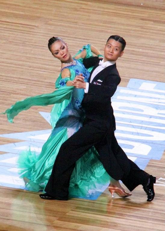 2011年アジア太平洋選手権 決勝進出