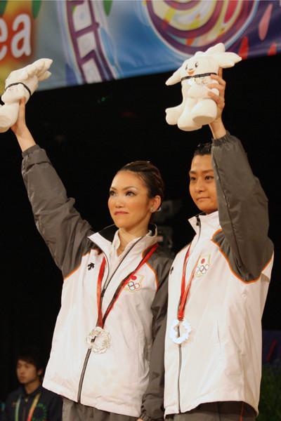 2009年東アジア大会 銀メダル獲得!!
