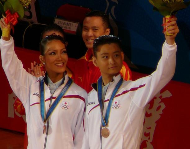 2010年アジア大会 銅メダル獲得