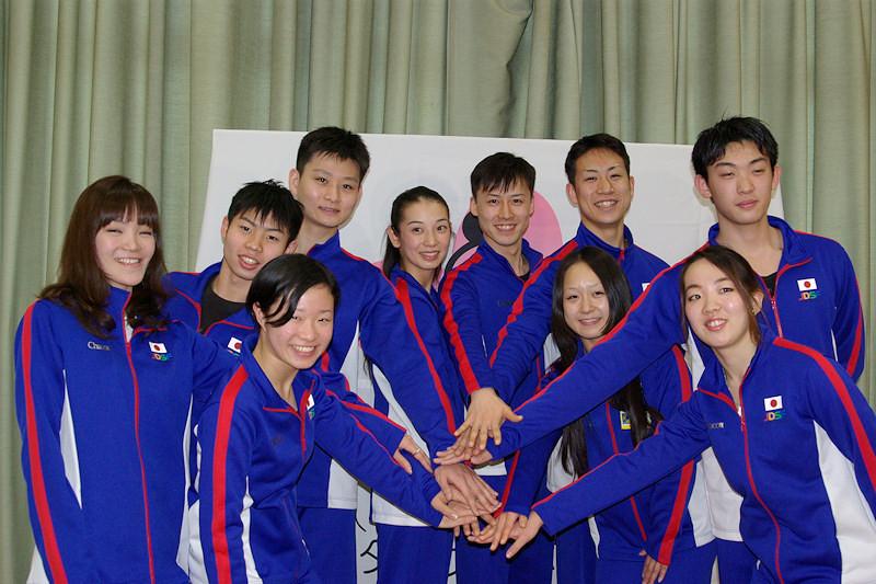 2010年アジア大会チームジャパン!!